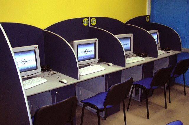 Нелегальное игровое заведение работало в Братске.