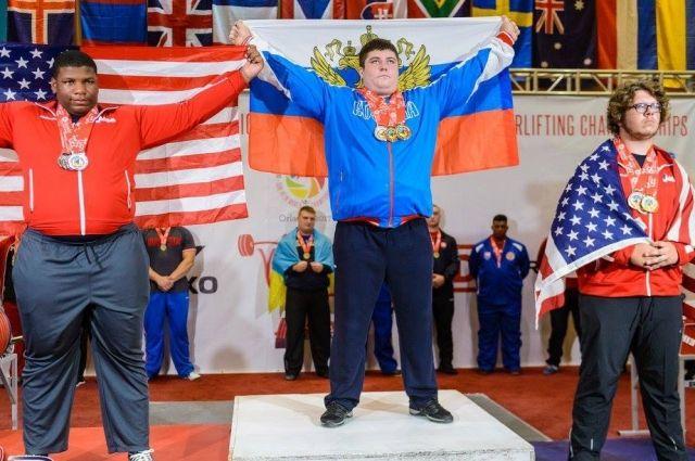 Лучшим на мировых соревнованиях признан спортсмен из Иркутской области.