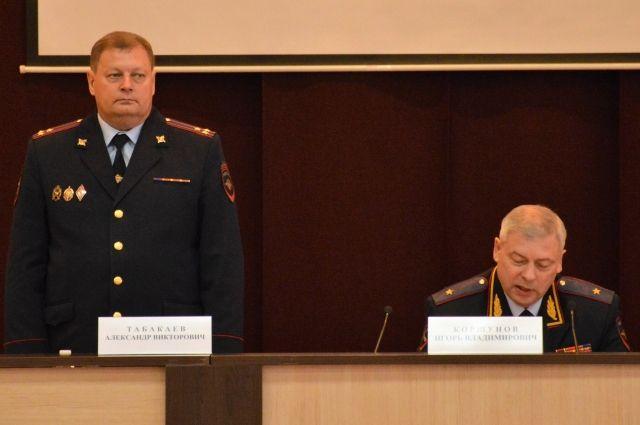Новый заместитетль начальника полицейского главка переведён к нам из МВД республики Алтай.
