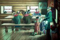 На Руси процесс обучения сильно отличался от современного.