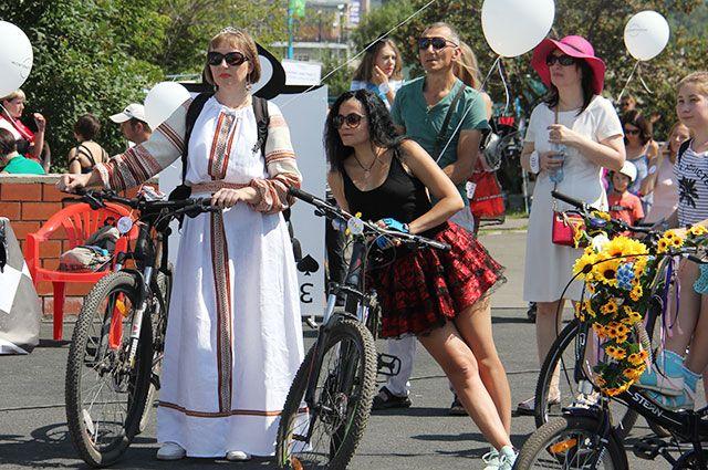 В Салехарде состоится велопарад