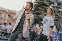 Накануне старта нового сезона «Танцев» Омск посетил знаменитый хореограф.