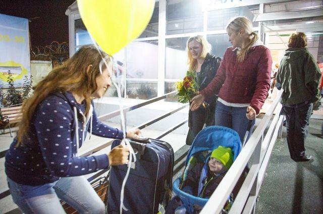 Маленький Кирилл вернулся после сложной операции в Пермь.