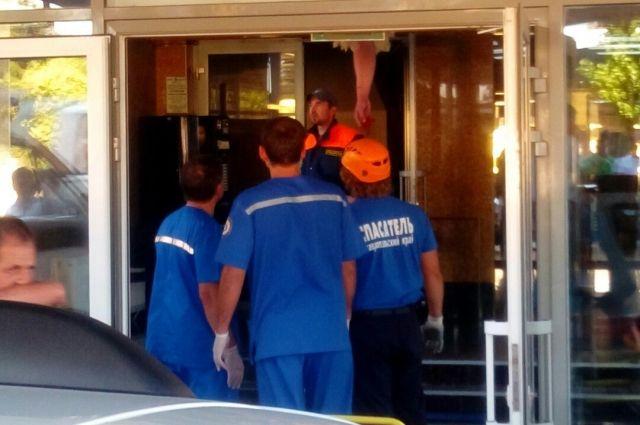 Свидетели: Выпавший изздания «Европарка» юноша упал с17-го этажа