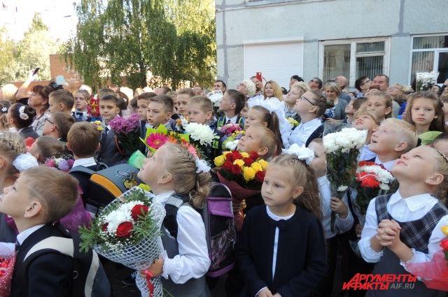 В Тюменской области заменят деревянные здания школ на современные