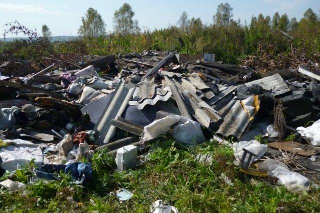 В Кузбассе экологи за сезон нашли 251 незаконную свалку. Ликвидированы только 142 из них..