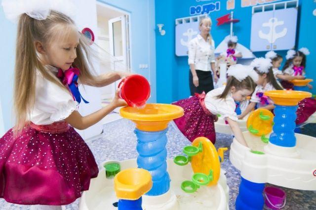 «Лесная академия» - суперсовременный садик на 350 детей.