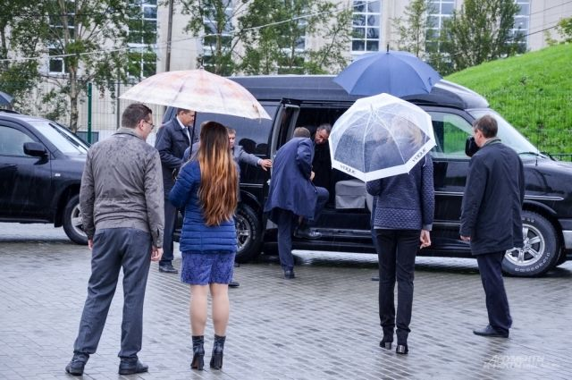 Виталий Мутко посетил «Екатеринбург Арену»