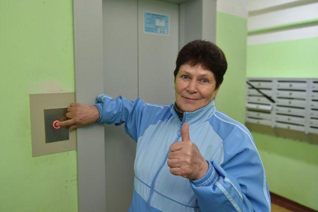 По словам жильцов, замена лифтов была жизненно необходима.