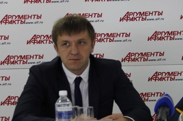 Александр Манзула.