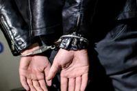 Задержанный дает признательные показания.
