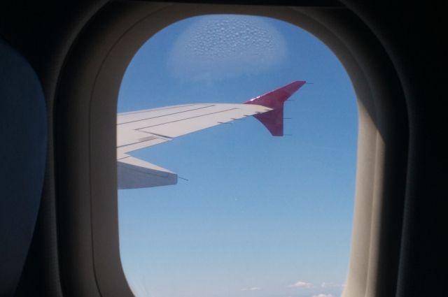 Двоих матершинников вывели из самолёта, вылетающего из Тюмени в Москву
