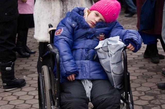 Дети с ограниченными возможностями здоровья нуждаются в особой родительской заботе.