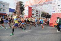 Более 5,5 тыс. человек приняли участие в марафоне.