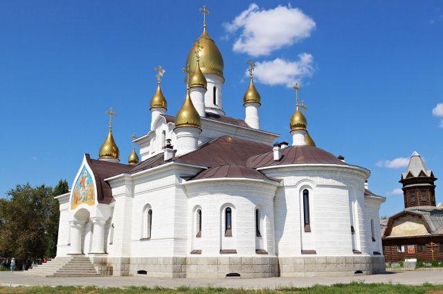 В Орске вышла книга епископа Орского и Гайского Иринея.