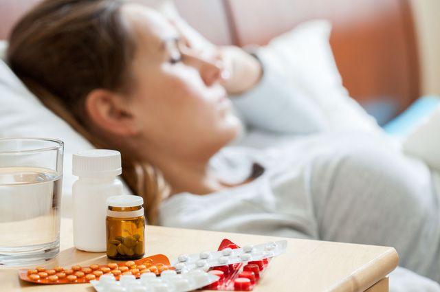 Осложнения свиного гриппа опасны для здоровья.