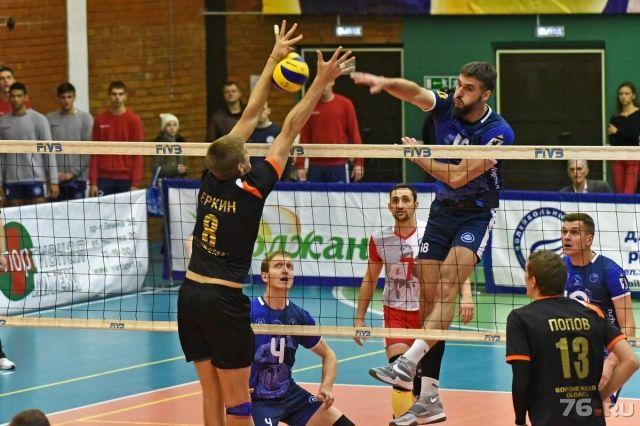 Волейболисты из Нового Уренгоя стали чемпионами Европы