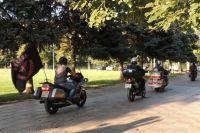 Российские мотоциклисты проедут по Европе.