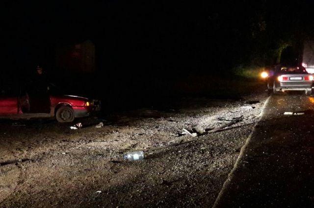 В Зеленоградском районе столкнулись «Ауди»: погиб один из водителей.