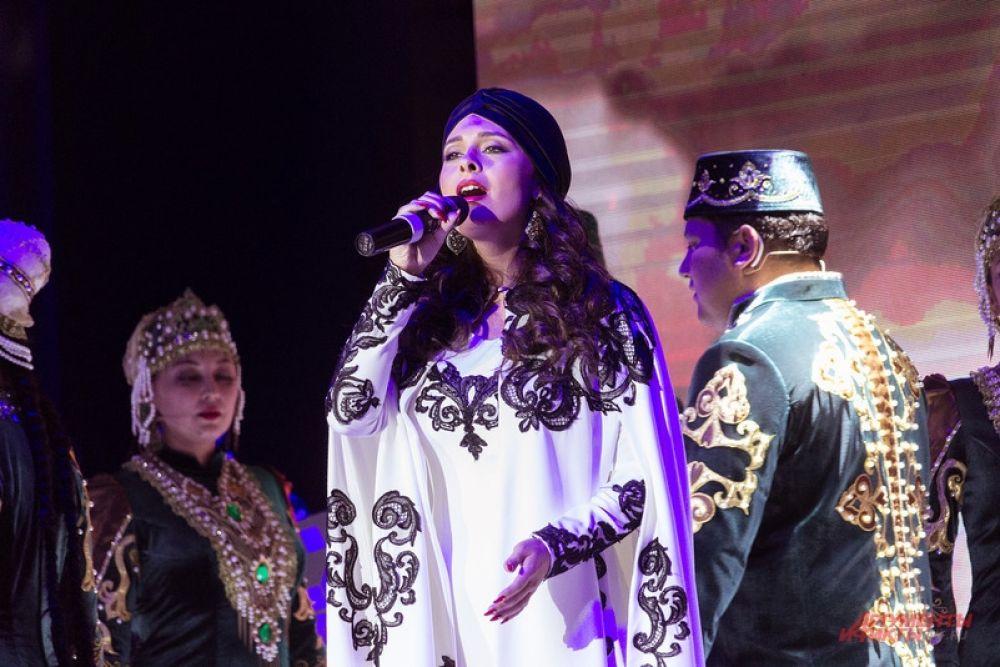Певица Эльмира Калимуллина.
