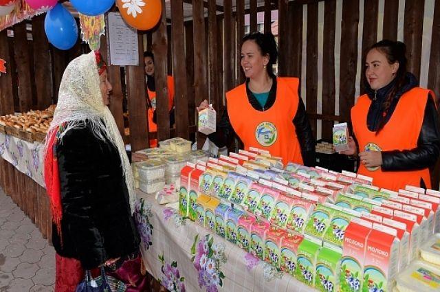 Ямальцы на ярмарках хотят покупать качественные и недорогие продукты