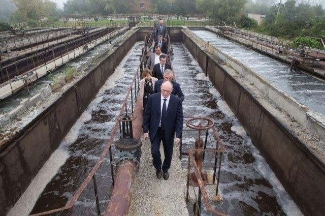 Чтобы курортам Чебаркульского городского округа стать по-настоящему современными, предстоит преодолеть долгий путь - в том числе, реконструировать очистные сооружения.