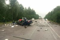 Смертельное ДТП в Ровенской области