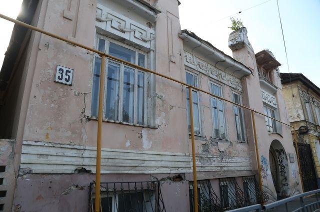 «Игорный дом Троицкого» может не дождаться реставрации.