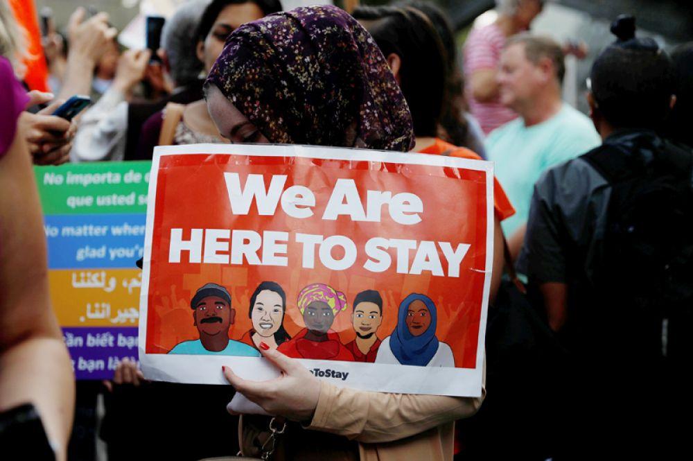 «Мы здесь, чтобы остаться».
