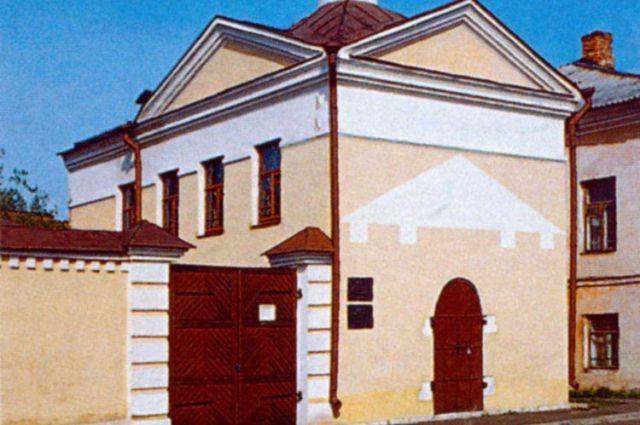 Музей Мологского края должен передать Церкви здание бывшей часовни женского Афанасьевского монастыря, в котором располагается.