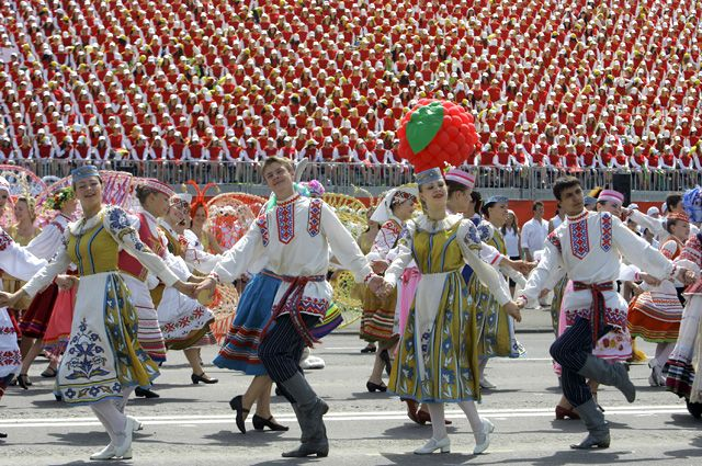 Минск, Белоруссия.