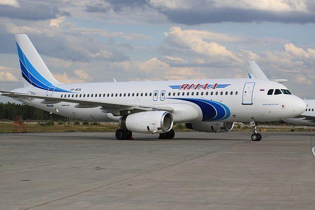Ямальского пилота ослепили лазером в екатеринбургском аэропорту