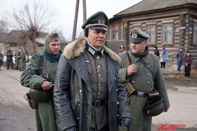 Исторический сериал начали снимать в Прикамье в 2016 г.