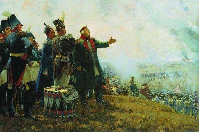 Опальных солдат отправили в Сибирь.