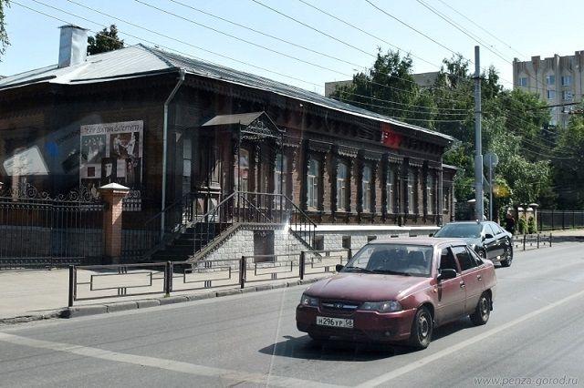 Остановка «Пензгражданпроект» на улице Володарского будет называться «Дом Мейерхольда».