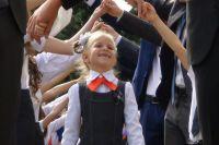 Более 80 казьминских ребятишек пошли 1 сентября в первый класс - значит, у села есть будущее.