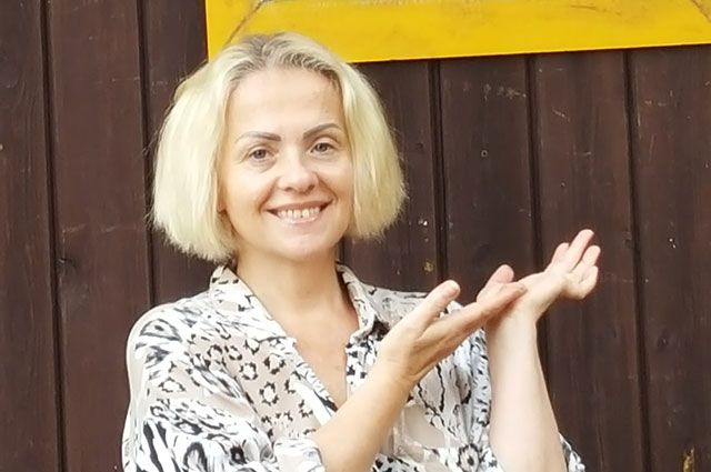 Натали Котова.
