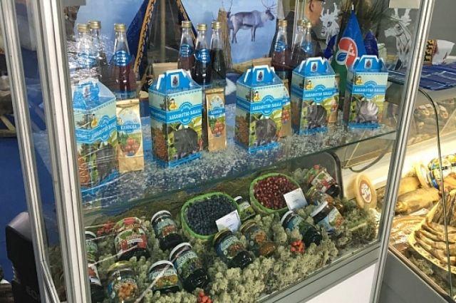 Ямальцы первыми презентовали стенд на выставке АПК в Тюмени
