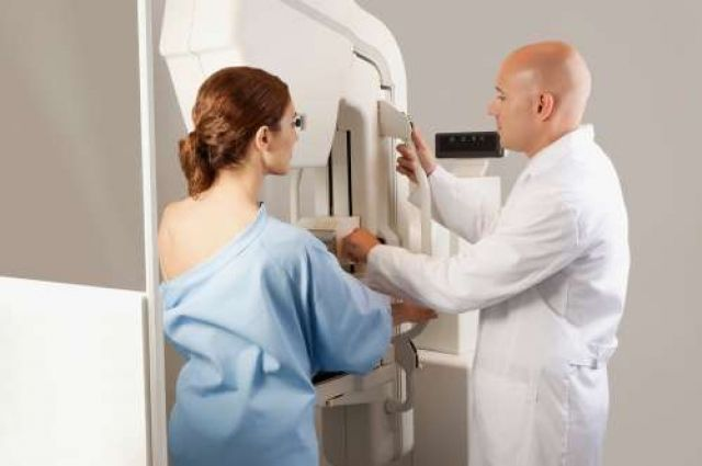 В Ноябрьской горбольнице появился новый маммограф