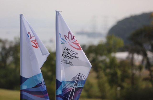 Путин: ВЭФ увеличивает экономические связи РФ иКитая