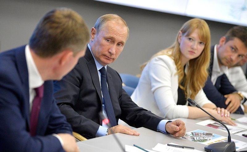 Владимир Путин поблагодарил пермяков.