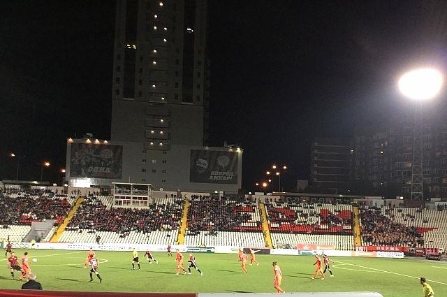 Пермский клуб продолжает занимать последнее место в Премьер-лиге.