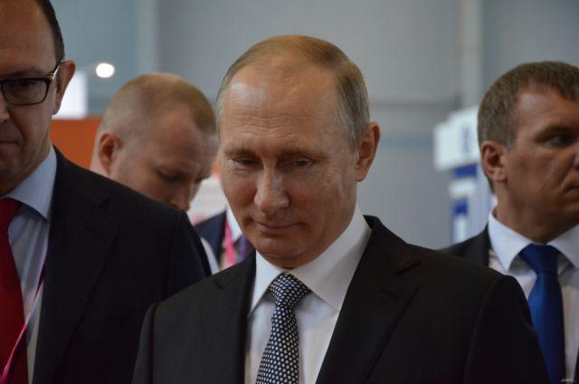 Владимир Путин побывал в Перми 8 сентября.