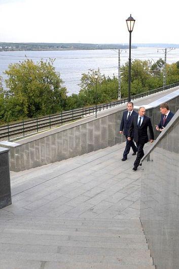 На обновленной набережной власти предлагают разместить краеведческий музей и Пермскую художественную галерею.