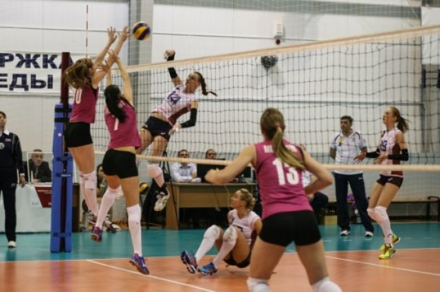 В Новый Уренгой приедут лучшие волейболисты России