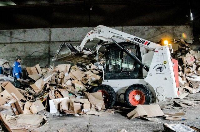 Тюменцы смогут сдать вторсырье - стекло, пластик и даже металлолом