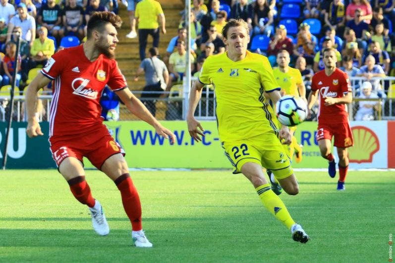 9 сентября  «Ростов» с трудом ушёл от поражения «Арсеналу» – 2:2.