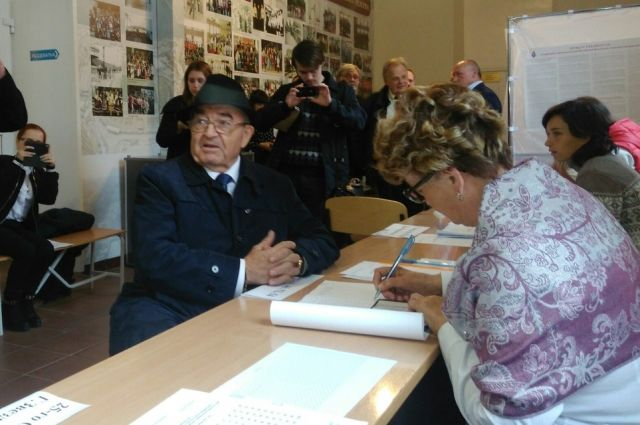 Геннадий Игумнов считает, что выборы губернатора - неординарное событие для края.