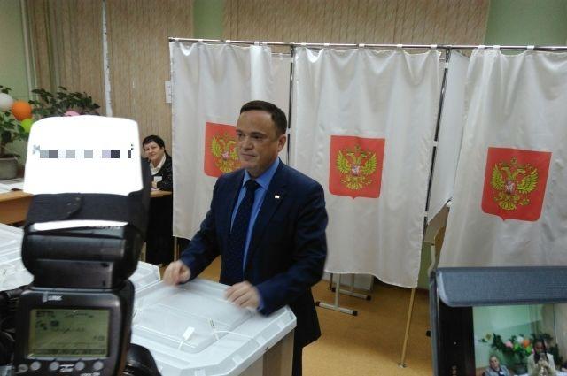 Олег Постников призвал избирателей Пермского края реализовать своё право.