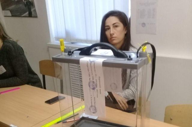 Парфенчиков проголосовал навыборах руководителя Карелии